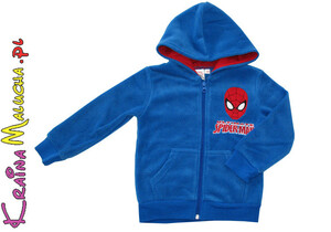 Bluza polarowa Spiderman