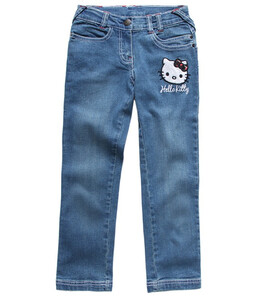 Spodnie jeans Hello Kitty